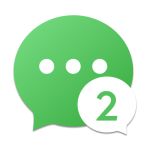 Download 2Face – 2 Accounts for 2 whatsapp 2.12.05 Mod APK