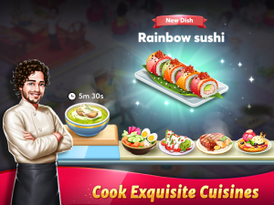 Screenshots Star Chef 2 Cooking Game 1.0.4 19