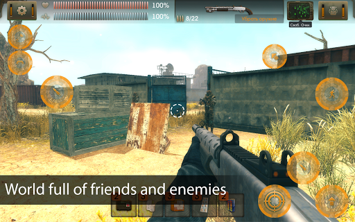 Screenshots The Sun Origin Post apocalyptic action shooter 1.9.0 12